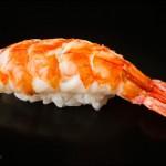 japonski catering-sushi-Nigiri z rakci